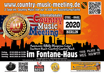Country Music Meeting 2020