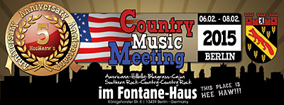 Country Music Meeting 2019